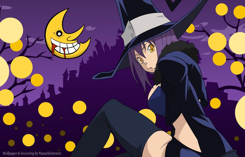 Photo wallpaper hat, Anime, Soul Eater, Soul Eater, Blair