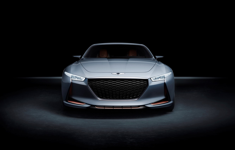 Photo wallpaper Concept, the concept, Hyundai, Genesis, Genesis, Hyundai
