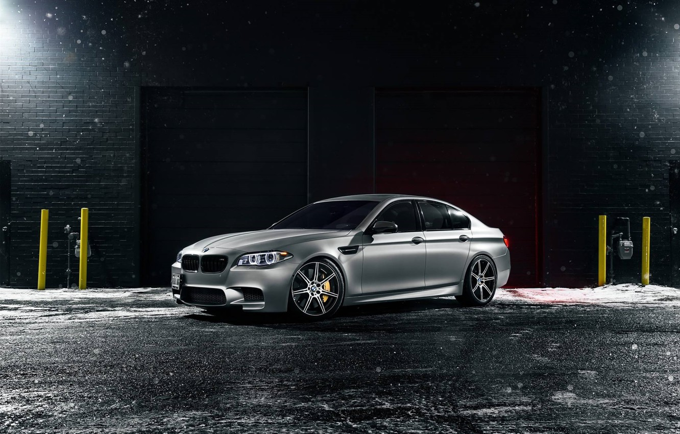 Photo wallpaper BMW, German, Cars, Front, Special Edition, Ligth, 30 years