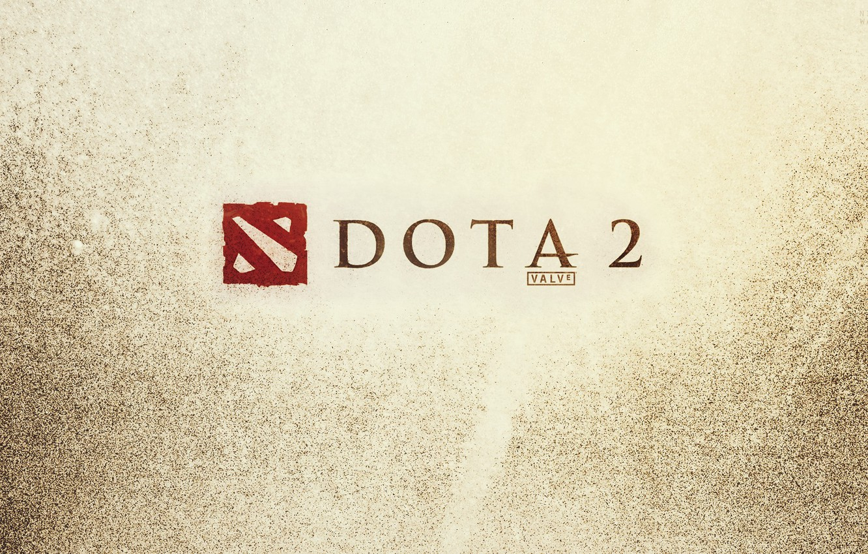 Photo wallpaper game, emblem, texture, valve, dota 2, valve