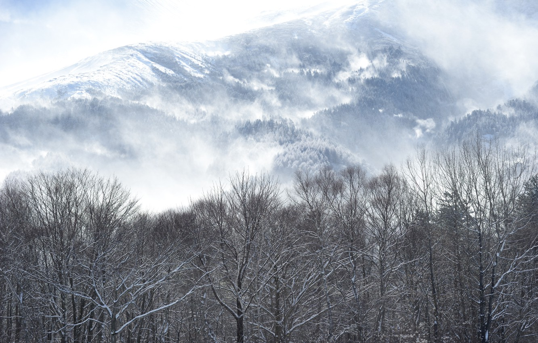 Wallpaper Winter Mountain Snow Kentucky Images For