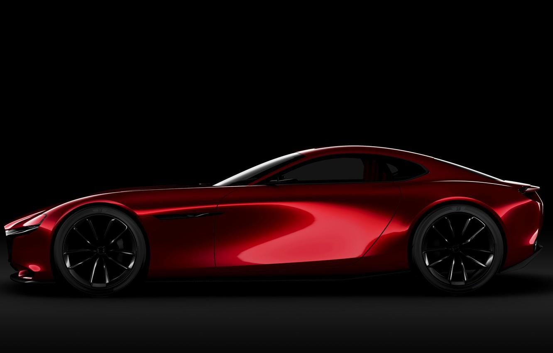 Photo wallpaper Concept, the concept, Mazda, Mazda, RX-Vision