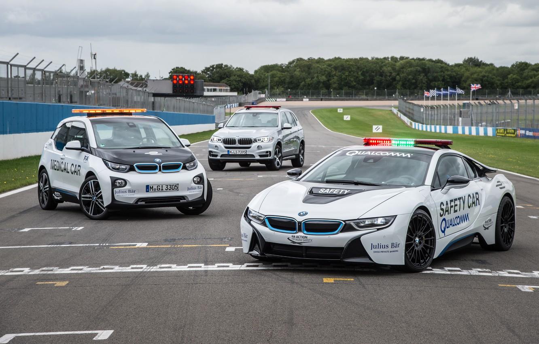 Photo wallpaper BMW, BMW, formula, Formula, Safety Car, 2014