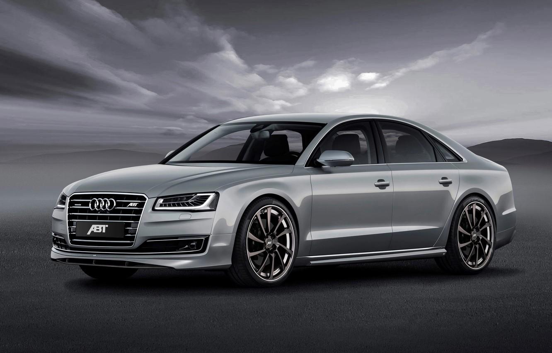 Photo wallpaper Audi, Audi, 2012, sedan, Sedan, ABBOT, AS4