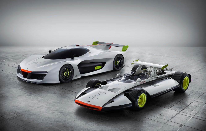 Photo wallpaper supercar, Speed, Pininfarina, Pininfarina