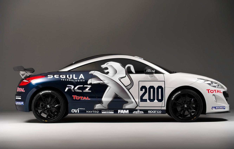 Photo wallpaper Peugeot, RCZ, Coupe, Sports