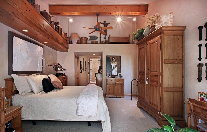 Photo wallpaper design, photo, bed, interior, pillow, bedroom