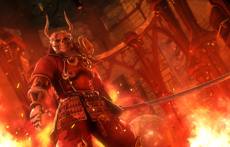 Wallpaper Sword Art Samurai Tekken Yoshimitsu Images For