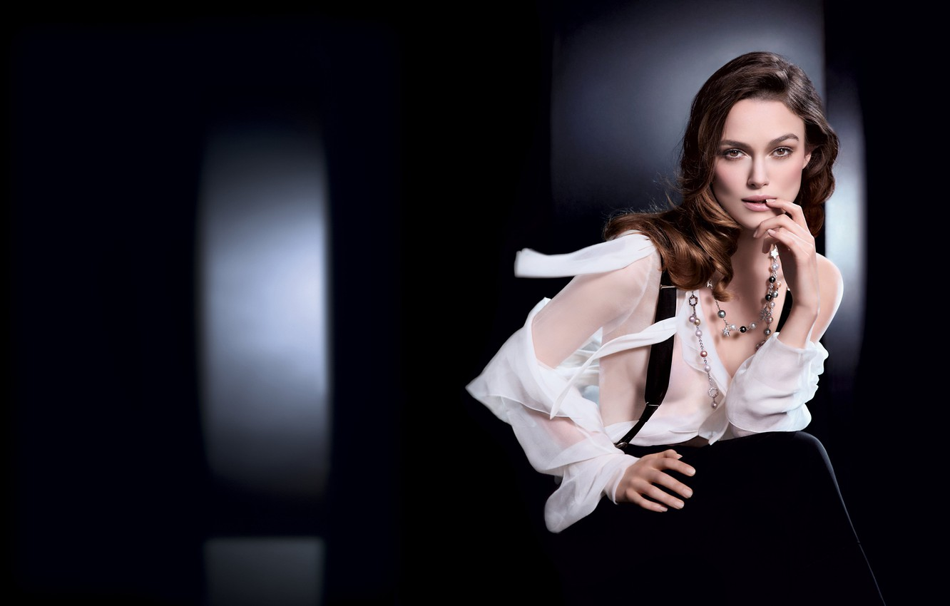 Photo wallpaper actress, brunette, Keira Knightley, made, keira Knightley, coco