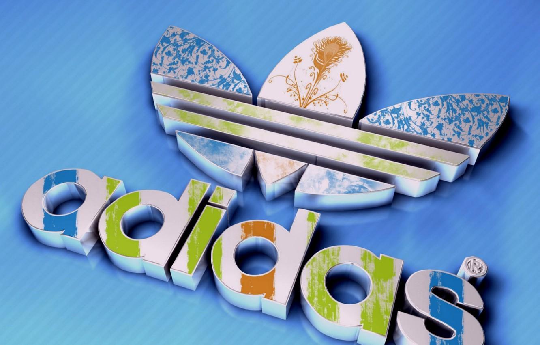Photo wallpaper sport, Adidas, adidas, firm