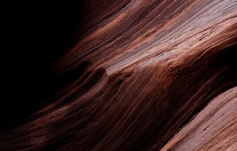 Photo wallpaper rock, texture, Canyon, Antelope