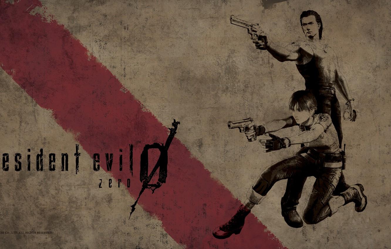 Photo wallpaper gun, handcuffs, Resident evil, Magnum, Rebecca Chambers, resident evil zero, resident evil 0, HD remaster, …