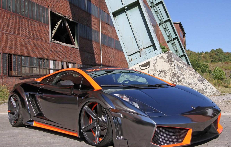 Photo wallpaper Lamborghini, Gallardo, Performance, xxx