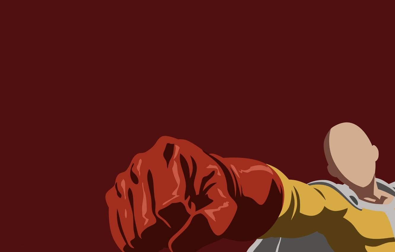 Wallpaper Red Game Minimalism Anime Man Hero Asian Manga