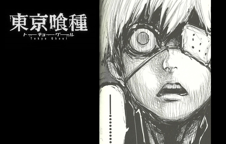 Wallpaper Face Fear Headband Horror Art Tokyo Ghoul Ken Kanek