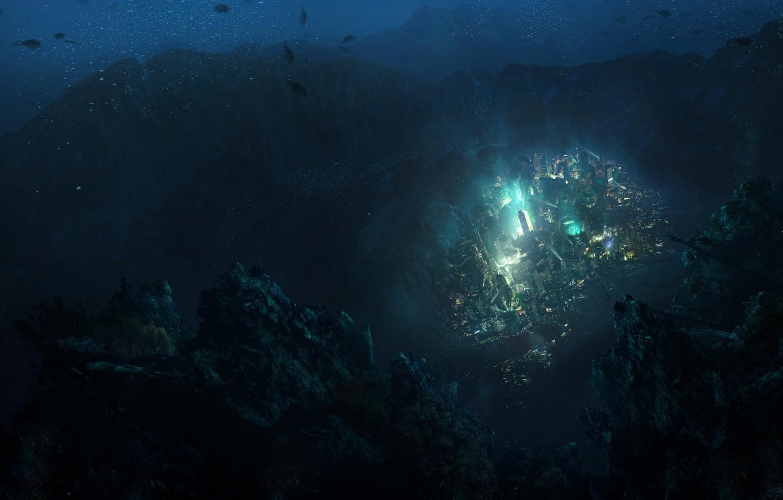 DreamScene Live Wallpaper Bioshock Rapture YouTube