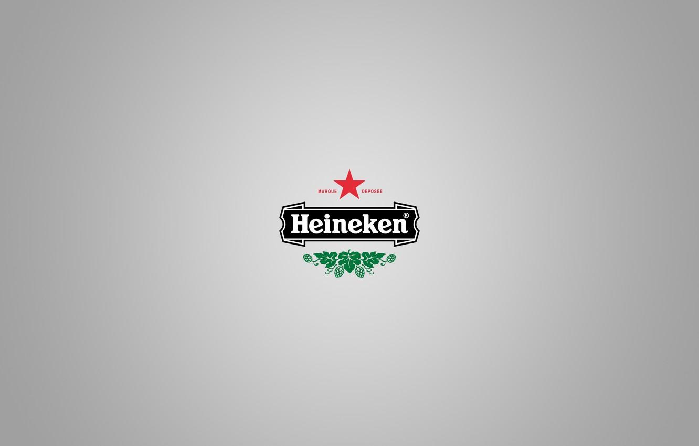 Photo wallpaper style, beer, minimalism, logo, logo, heineken, minimalism, style, brand, beer, brand, 2560x1600