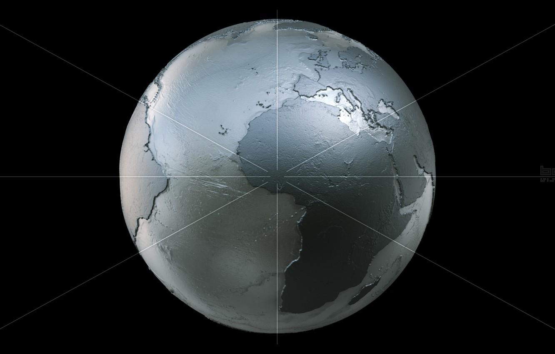 Wallpaper Metal Black Earth Metal Images For Desktop Section Minimalizm Download