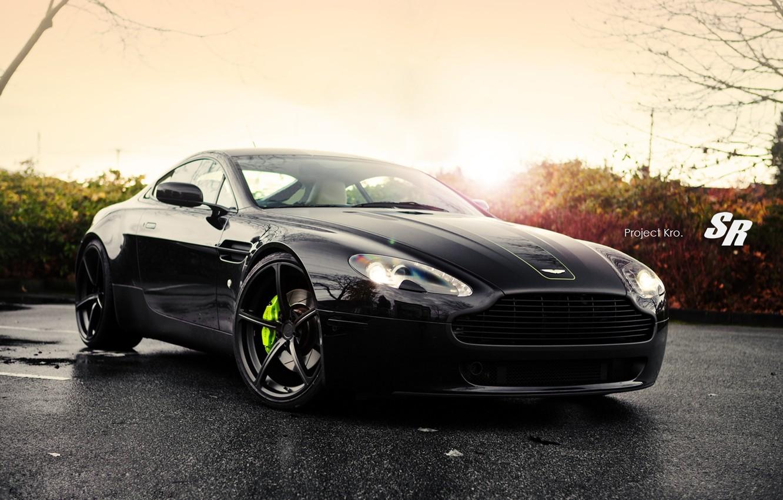 Photo wallpaper Aston Martin, Vantage, Aston Martin, tuning, SR Auto Group, Kro
