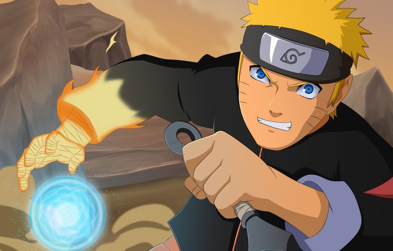 Photo wallpaper animation, battlefield, game, Naruto, war, anime, fight, movie, ninja, hero, asian, film, manga, Uzumaki, shinobi, …
