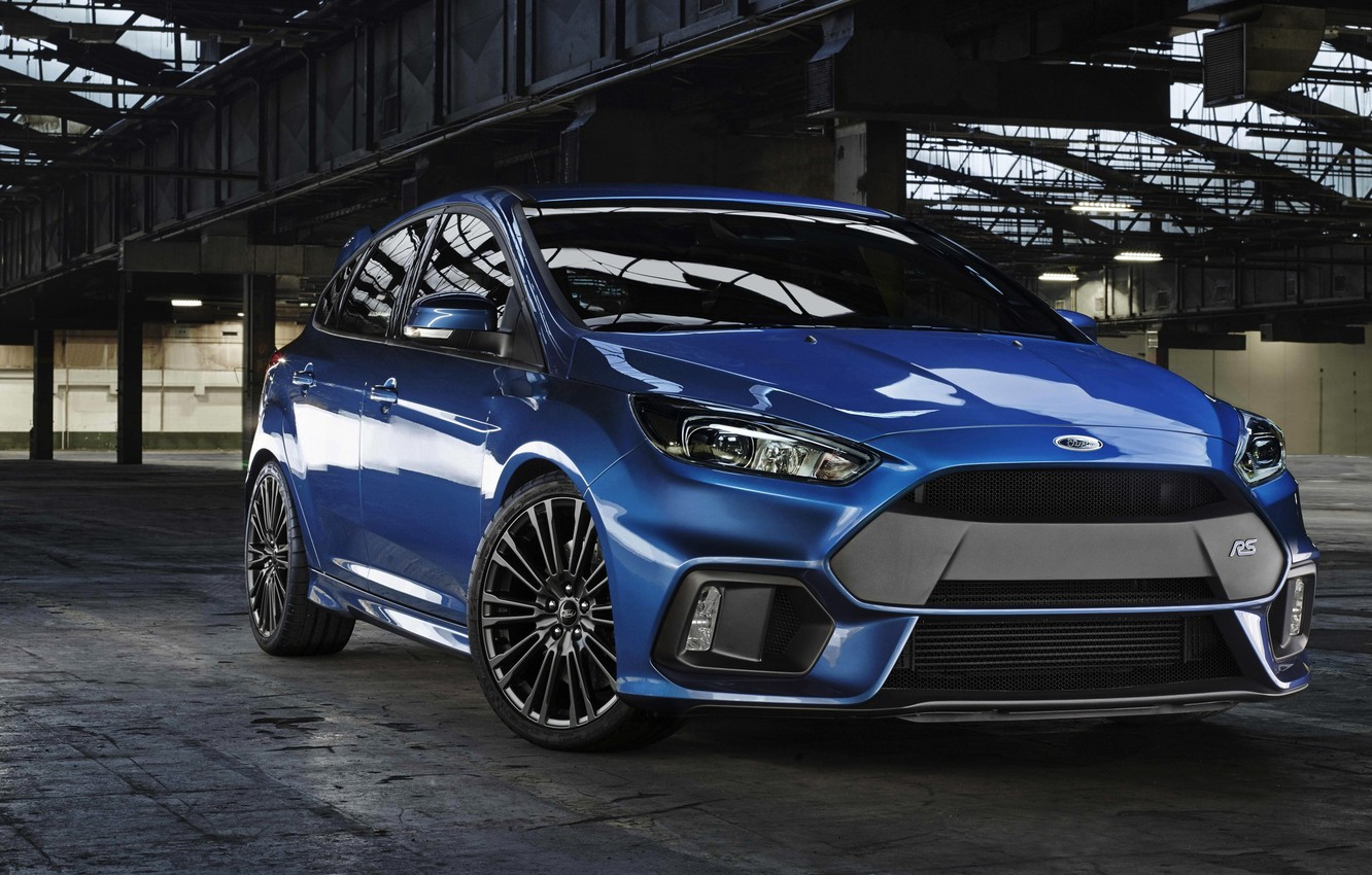Photo wallpaper Ford, focus, Focus, Ford, 2015