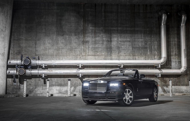 Photo wallpaper coupe, Rolls-Royce, Phantom, Coupe, rolls Royce, phantom, Nighthawk, 2015, Drophead, drop head
