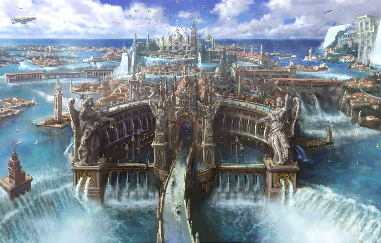 Wallpaper Final Fantasy Art Game Ff15 Images For Desktop