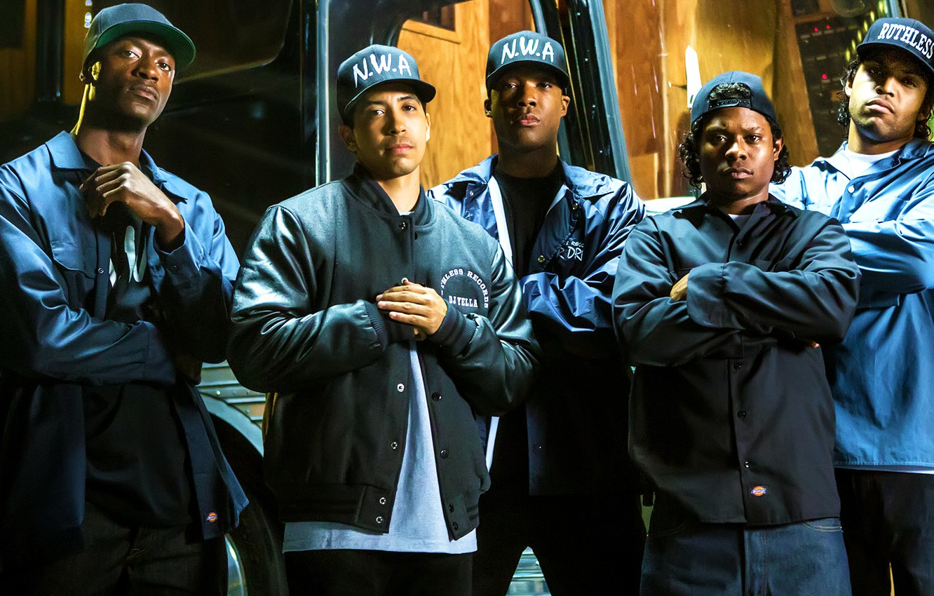Wallpaper Ice Cube N W A Dr Dre Straight Outta Compton