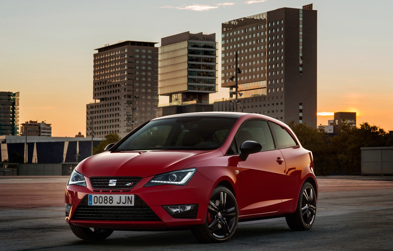 Photo wallpaper Ibiza, seat, Ibiza, Seat, Cupra