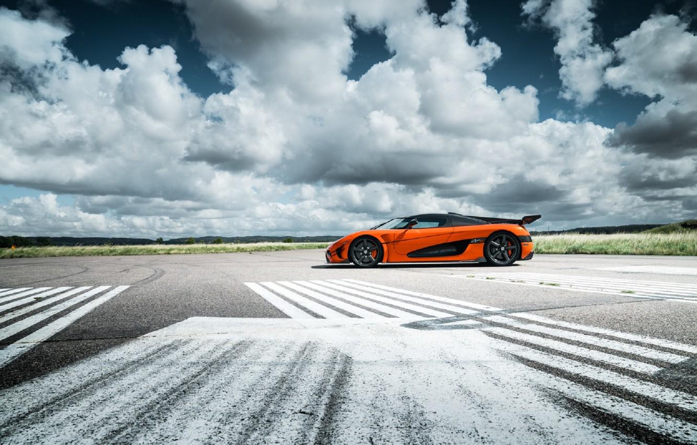 Photo wallpaper Koenigsegg, supercar, Agera