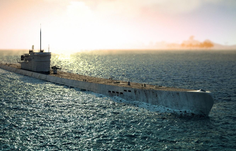The Manhattan U-Boat – German Submarine New York City