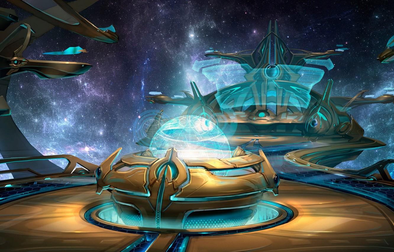 Wallpaper Starcraft 2 Protoss Legacy Of The Void Starcraft Ii