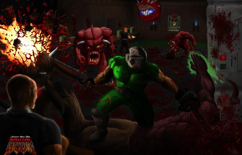 ⛔ Brutal doom free download android   Brutal Doom For PC [Windows