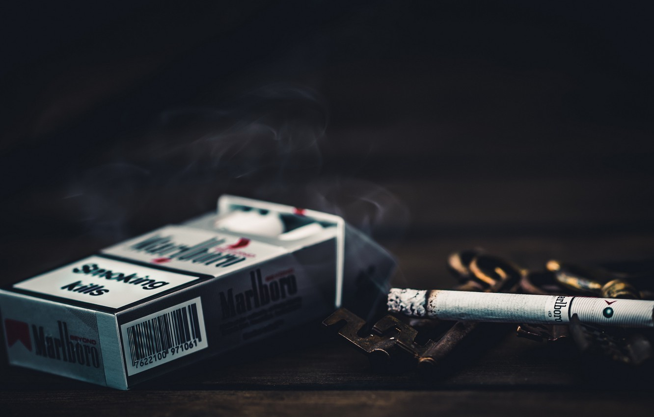 Wallpaper Macro Cigarette Smoking Kills Images For Desktop