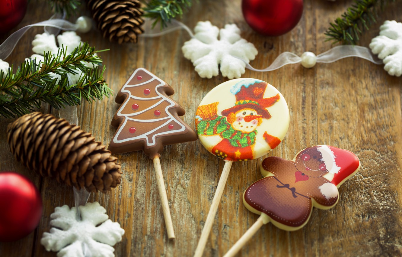 Photo wallpaper snowflakes, food, New Year, Christmas, candy, sweets, christmas, Christmas, bumps, food, holidays, New Year, Holidays, …