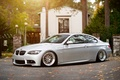 Picture silver, 3 series, suspension, E92, BMW, BMW, silvery