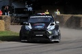Picture Fiesta, Godwood Festival, rallycross, Ken Block, The front, Ford