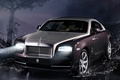 Picture Wright, Rolls-Royce, the front, machine, rolls-Royce, Wraith