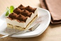 Picture food, plate, plate, cake, plug, cake, cream, dessert, food, sweet, 1920x1080, cocoa, cream, sweets, dessert, ...
