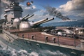 Picture Battleship, Wargaming Net, WoWS, World of Warships, The World Of Ships, Warspite, The EVK Warspite, ...