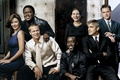 Picture Brad Pitt, George Clooney, Matt Damon, Don Cheadle, Julia Roberts, Catherine Zeta‑Jones, Friends Of Oushena, ...