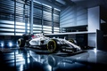 Picture Mercedes-Benz, the car, williams, fw38