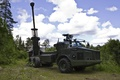 Picture multipurpose, 155 mm, artillery, Archer, self-propelled, installation, Swedish, FH77 BW L52