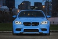 Picture f10, blue, running lights, the front, Yas Marina Blue, BMW, BMW