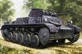 Picture figure, art, PzKpfw I, Panzerkampfwagen I, German light tank