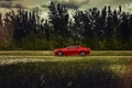 Picture The sky, Machine, Camaro, Field, Forest, Trees, Chevrolet, Grass, Car