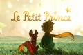 Picture cartoon, Fox, the little Prince, the little prince