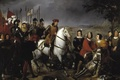 Picture genre, The great Captain Gonzalo de Cordoba after the battle of Cer, Federico Madrazo, picture