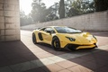 Picture Superveloce, Aventador, Lamborghini, LP-750, yellow