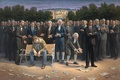 Picture Washington, the white house, lincoln, Abraham Lincoln, barack obama, George bush bushgeorge, Barack Obama, America, ...